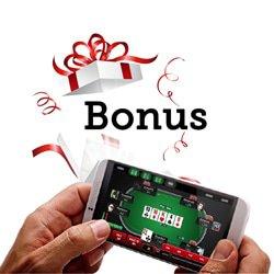 bonus sans depot poker